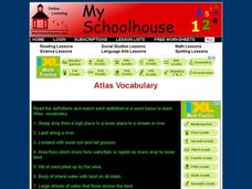 Atlas Vocabulary Interactive