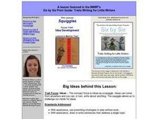 Squiggles Lesson Plan