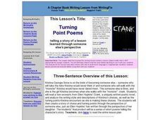 Turning Point Poems Lesson Plan