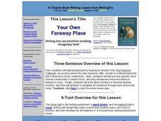 Your Own Faraway Place Lesson Plan