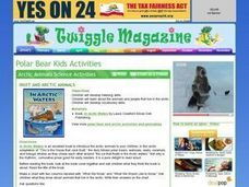 Inuit and Arctic Animals Lesson Plan