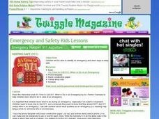 Keeping Safe (911) Lesson Plan