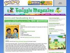 Germs and Handwashing Lesson Lesson Plan