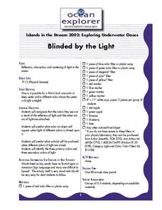 Blinded by the Light Lesson Plan