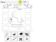 Wh Digraph Recognition Worksheet