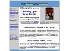 Counting Up/Down Stories Lesson Plan