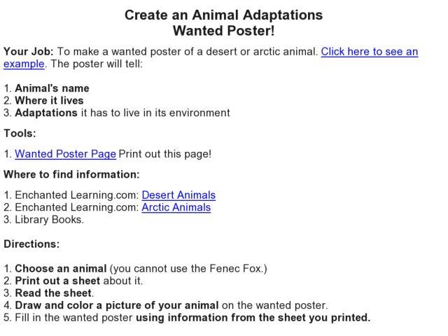 All Worksheets Animal Adaptations Worksheets Printable – Animal Adaptations Worksheet