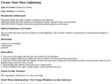 Create Your Own Lightning Lesson Plan