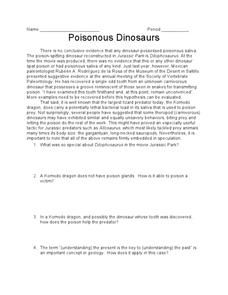 komodo dragon lesson plans worksheets reviewed by teachers. Black Bedroom Furniture Sets. Home Design Ideas