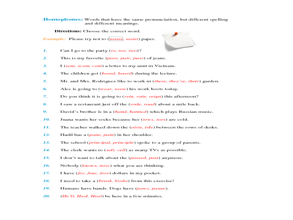 Uncategorized Homonyms Worksheets homophones and homographs worksheets termolak pixelpaperskin