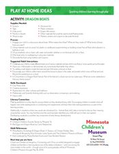Dragon Boats Lesson Plan