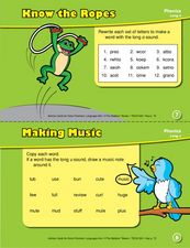 Know the Ropes: Phonics Worksheet