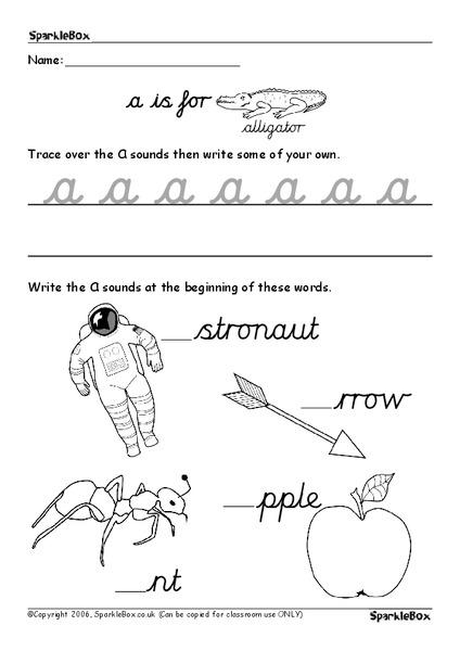 cursive writing practice worksheet for 3rd grade lesson planet. Black Bedroom Furniture Sets. Home Design Ideas