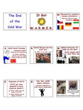 The End of the Cold War Lesson Plan