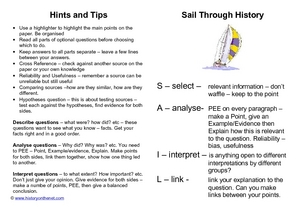 Sail Through History: American West and History of Medicine Worksheet