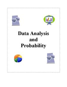 Data Analysis and Probability Lesson Plan