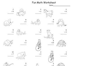 Fun Math 51 Worksheet