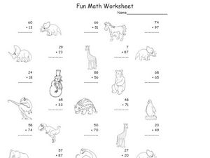 Fun Math 67 Worksheet