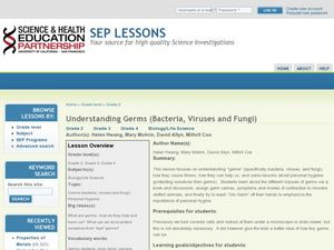 Understanding Germs Lesson Plan