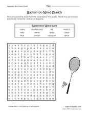 search 250 words essays badminton The search for order in america - essay example the law will not allow a search without a warrant considering the sanctity and importance (250 words ) author.