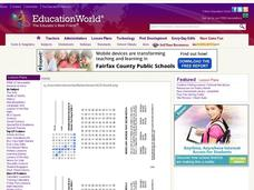 Phonics Word Search: fr Lesson Plan