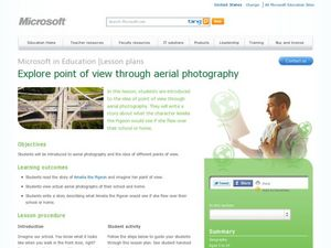 Explore Point of View Through Aerial Photography Lesson Plan
