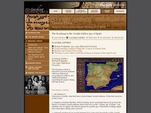 Learning Activity 1:Iberian Peninsula,732-1492: Historical Overview Lesson Plan