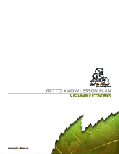 Walking the Talk Lesson Plan