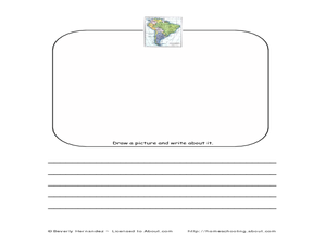 Flag Day Door Hangers Worksheet