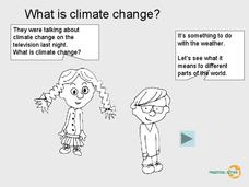 What is Climate Change? Presentation