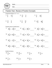 Multiplication Drill 2-12 #4 Worksheet