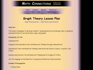 Graph Theory Lesson Plan