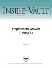 Employment Growth in America Lesson Plan