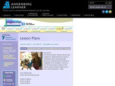 Be Direct - Oil Spills on Land Lesson Plan