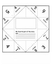 Story Review Worksheet