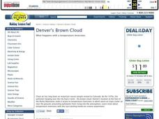 Denver's Brown Cloud Video