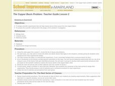 Designing an Experiment Lesson Plan