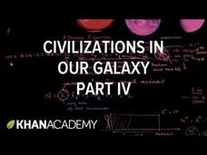 Detectable Civilizations in our Galaxy 4 Video