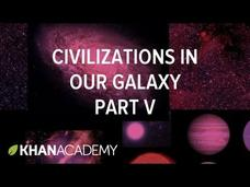 Detectable Civilizations in Our Galaxy 5 Video