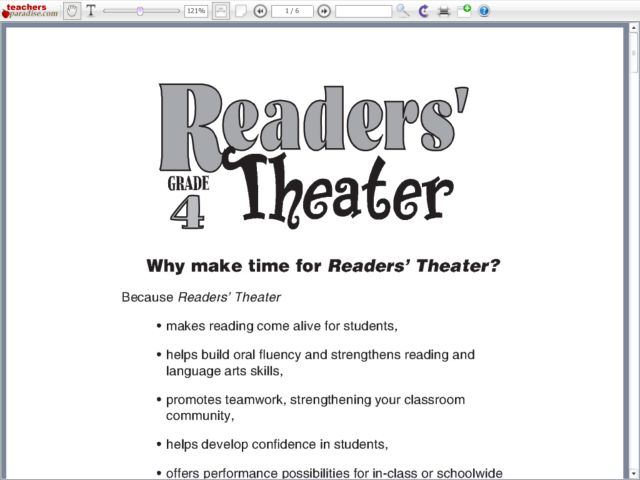 Readers Theater Louis Pasteur A Scientist Serving Humanity 4th – Theatre Worksheets