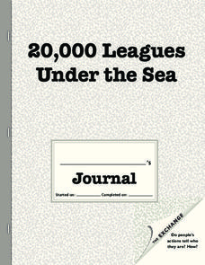 20,000 Leagues Under the Sea 4th - 6th Grade Worksheet | Lesson Planet