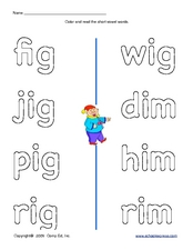 Pig in a Wig Lesson Plans & Worksheets Reviewed by Teachers