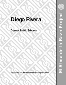 Diego Rivera Lesson Plan