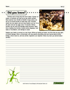 Did You Know? Writing Prompt