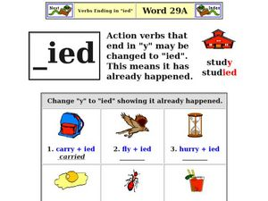 additionally  also Verbs Ending in E   Worksheet   Education further 63 Unique Images Of Stem Changing Verbs Worksheet   worksheets as well Spanish Reflexive Verb Worksheet   Free Printables Worksheet together with Past Tense Verbs  Words Ending in Y   Spelling Patterns additionally  besides  besides Past Tense Verbs Ending In Ed Worksheets The best worksheets image also English Page Past Tense Exercises gallery   iuniana hangdrum info in addition  as well  additionally Table Tense   English   Pinterest   Worksheets  Printable worksheets additionally Spelling Rules Exceptions for ED and ING  Words Ending in Y also  moreover Verbs Past Simple Y Past Participle idea gallery. on verbs ending in y worksheet