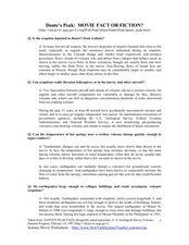 Dante Peak Lesson Plans Worksheets Reviewed By Teachers
