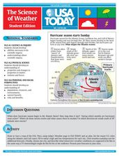 The Science of Weather: Hurricanes Lesson Plan