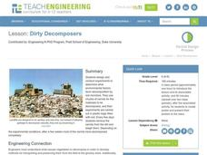 Dirty Decomposers Lesson Plan