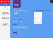 Discovering Flight Lesson Plan