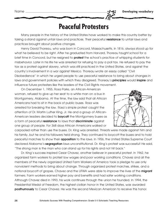{Cesar Chavez Worksheet Worksheets For School Beatlesblogcarnival – Cesar Chavez Worksheet